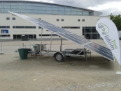 Mobile Solar Power Trailer anyone?