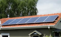 An A L O SUN 1.5kW solar power system creating power for a family in Christchurch.