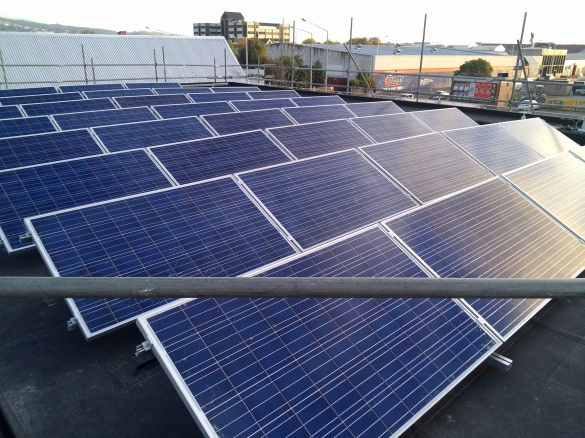 Barbadoes St: 10kW