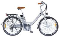 The Alosun Company Electric BIKE - for the Company Director.